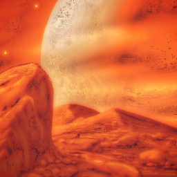freetoedit moon mars planets galaxy