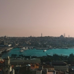 istanbul turkey galata tower view freetoedit pcmyhometown myhometown