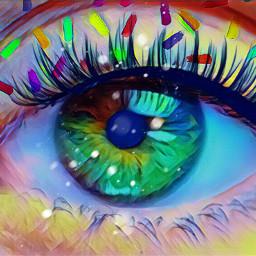 freetoedit eyesgalaxy eye eyeart colors srccolorpalette colorpalette colorpallet