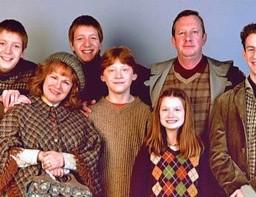 weasleys weasleyfamily weasleychildren weasleyisourking weasleyclan