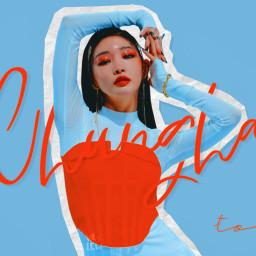 qotd aotd chungha stay_tonight kimchungha