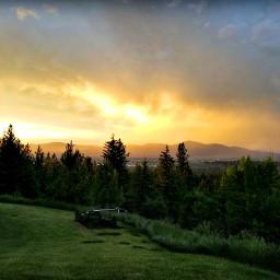 freetoedit sunset nature colors landscape