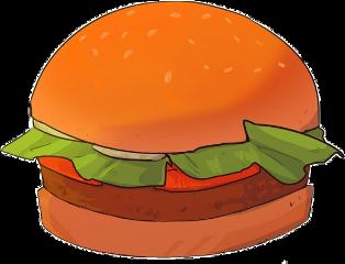 hamburger гамбургер бургер ням чашка day score freetoedit