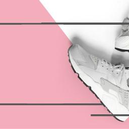 minimal shoes picsart freetoedit
