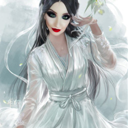 freetoedit beautifulwoman woman face greeneyes👀