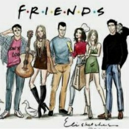 friends serial f-r-i-e-n-d-s f