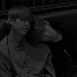 jungkook taehyung taekook_is_real bts taekook