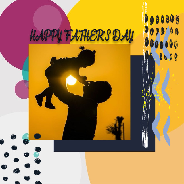 #freetoedit #happydayfather #fathersday #father #piscart #challengeoftheday #replay
