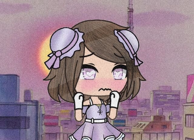 Heyy- so uhh idk how i feel about this edit but HAPPY 1,000! 😊 thanks for all the support minus that one hate account (i aint tagging her but half her page got taken down because it was mean 😂) #gacha #gachalife #cute #freetoedit