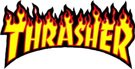 freetoedit trasher logo crunge