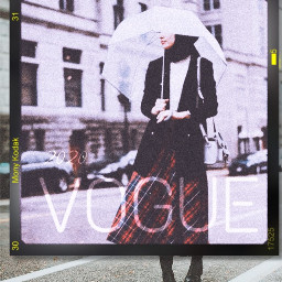 freetoedit vogue fashion model hijab
