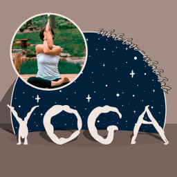 yoga yogaday frame cute stayinspired freetoedit ftestickers