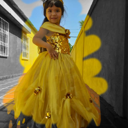 freetoedit isabella yelow queen👑 beatifulday eccolorpop colorpop colorsplash