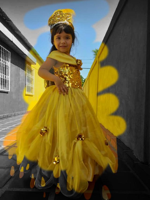 #freetoedit #Isabella #yelow #queen👑 #beatifulday