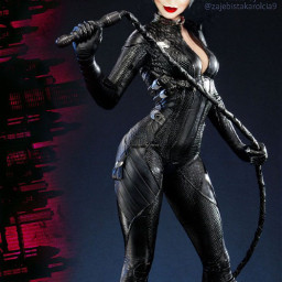 freetoedit black_cat cat catwoman woman