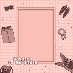 ootd pink inspiration frame stayinspired freetoedit ftestickers