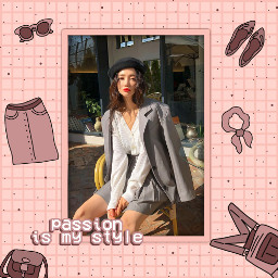 replay ootd pink inspiration replays freetoedit ftestickers