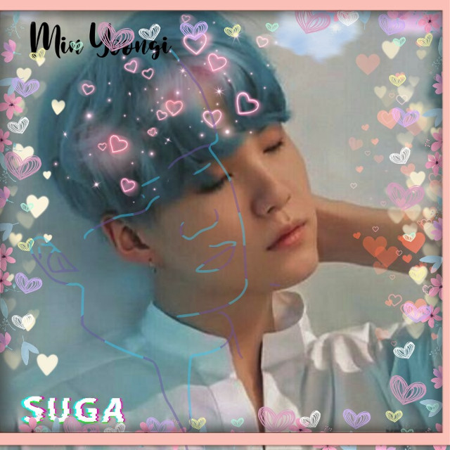 #freetoedit #Yoongi #Suga #sugabts♡