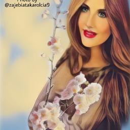 freetoedit colorbackround background beautifulwoman woman