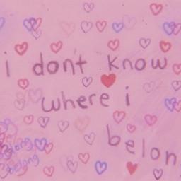 kidcore pink hearts aesthetic freetoedit