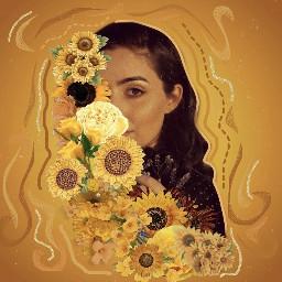 freetoedit flowers yellowflower yellowaesthetic yellowflowers fcexpressyourself expressyourself ExpressYourself
