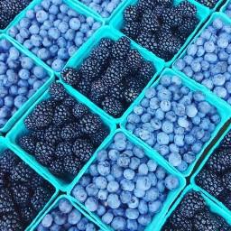 blue berries bluberries blueberry aesthetic freetoedit