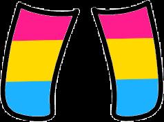 gacha gachalife pansexual pan pride freetoedit
