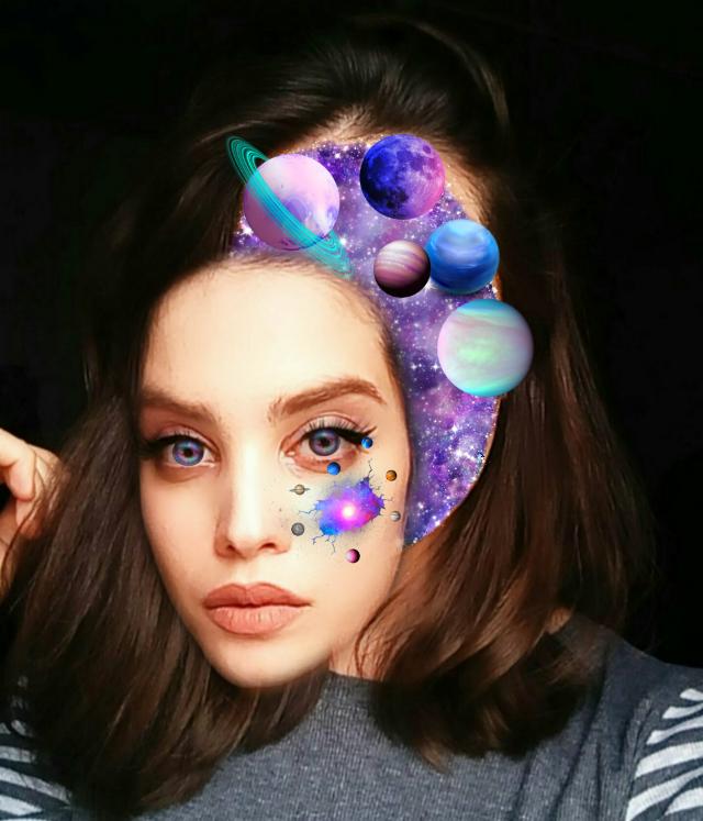 #galaxyface #GalaxyAethestic