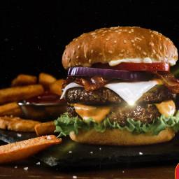 freetoedit food hamburger love cibo
