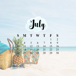freetoedit july fourthofjuly calendar