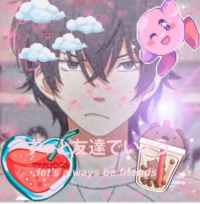 #freetoedit  #animeedits #animeboyscute #animeboyfreetoedit #photographyboy
