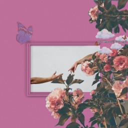 freetoedit butterfly frame picsart reachingout ircreachout reachout hands