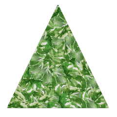 triangle simple green origftestickers freetoedit ftestickers