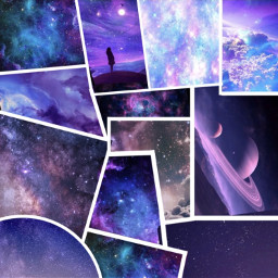 aesthetic galaxy sky backround aestheticbackround