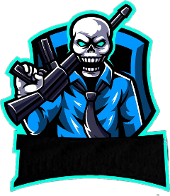 freetoedit gaminglogo logogames games skull