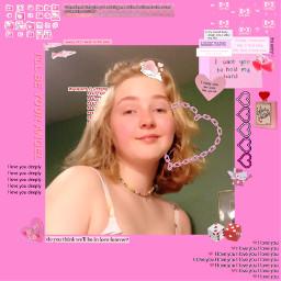 lovecore lovecoreaesthetic pinkaesthetic aestheticedit love freetoedit