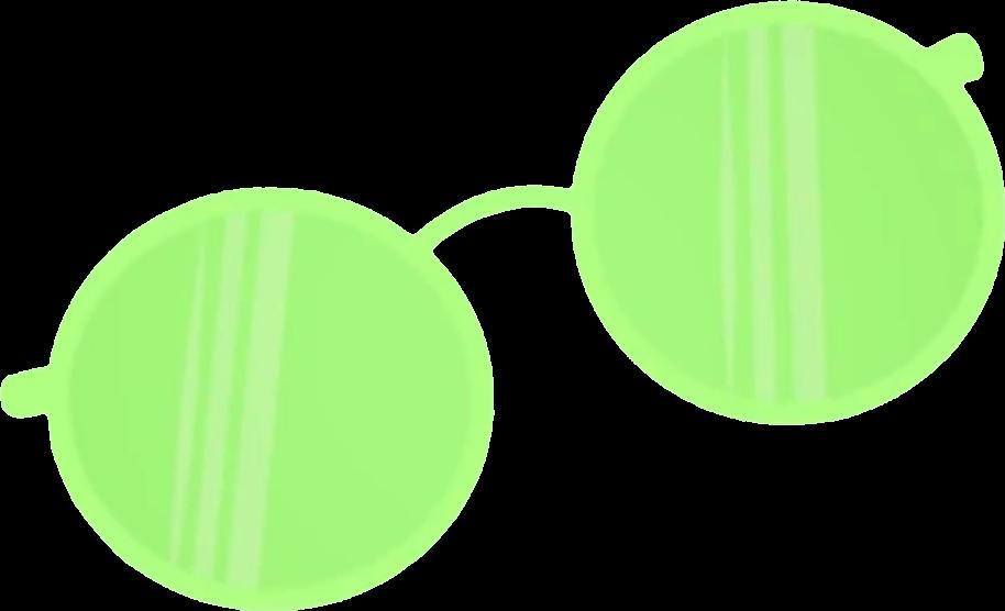 10.7.20   #pastel #glasses #sunglasses #freetoedit #green
