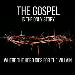 freetoedit gospel jesusdiedforyou villain hero
