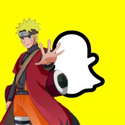 naruto snapchat anime freetoedit