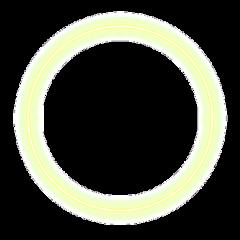 neon glow yellow freetoedit origftestickers ftestickers