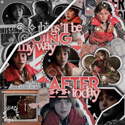willbyers will strangerthings edit complex