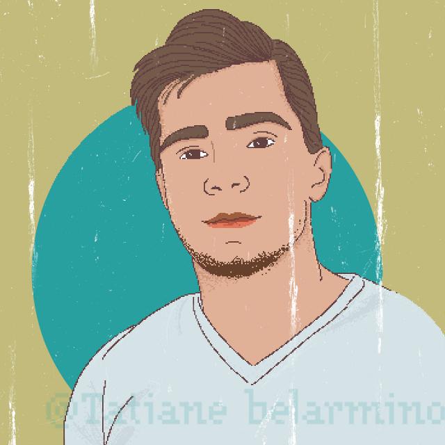 #freetoedit #newstyle #pixelart #portrait  #socute #iloveit  #pixeleffect #pixelsticker #dibujo #mydrawing  @tatianebelarmino @picsart @freetoedit