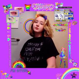 rainbowcore kidcore kidcoreaesthetic rainbowaesthetic aestheticedit