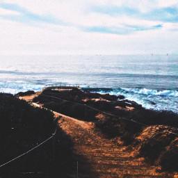 hikelife oceanview californialove beachvibes hikingadventures