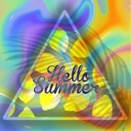 freetoedit summer hellosummer lemon srcfreshlemons freshlemons