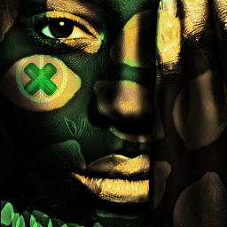 exposure freetoedit green expression stoptheviolence