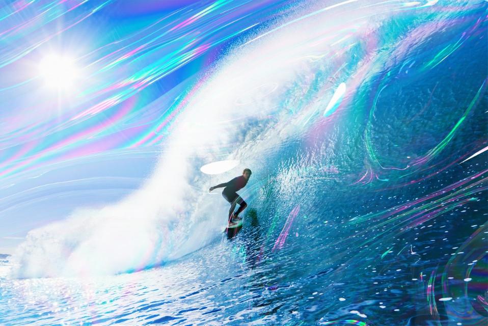 #freetoedit #sea#seawaves #bluesea#edit#surfing
