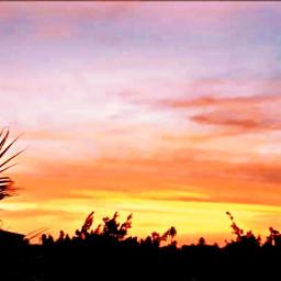freetoedit sunset naturephotography clouds skylover