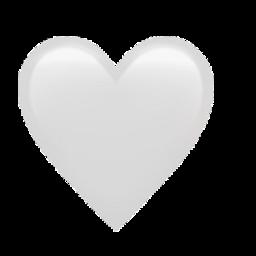 freetoedit corazon blanco corazonblanco