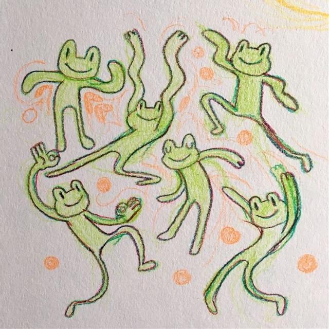 frog 😧 #trumpsucks #freebarron2020 #freeadam2020